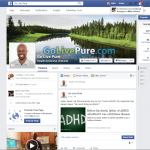 Check Out Go Live Pure on Facebook
