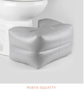 Porta-Squatty - The Portable Squatty Potty stool