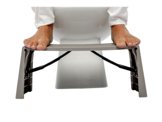 foldable porta squatty