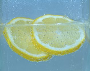 lemon water and health