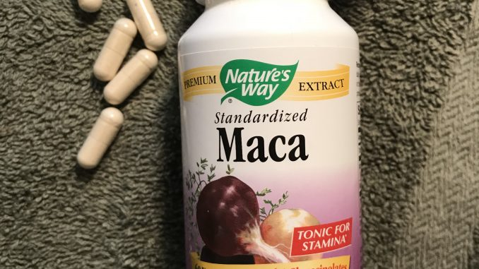 Will Nature's Way Maca Root Capsules Boost Your Libido? - Go Live Pure