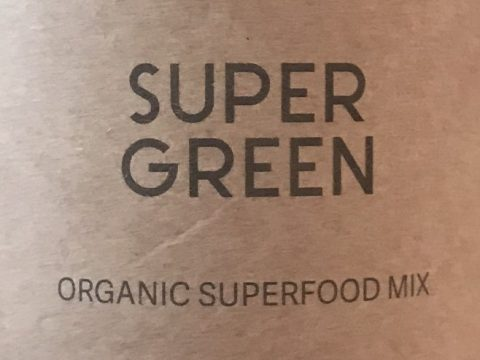 YourSuper.com Super Green Superfood Green Powder Mix