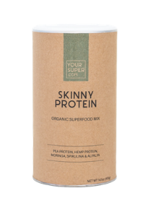 Skinny Protein  Your Super.com  Super Food mix  #yoursuperfoods